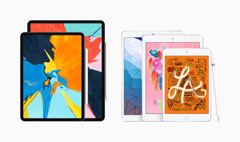 New iPad Air and iPad Mini Announced Today